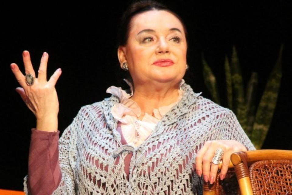В родном театре Вера Рычкова служит с 1973 года, уже почти полвека. Фото: Тверской театр драмы