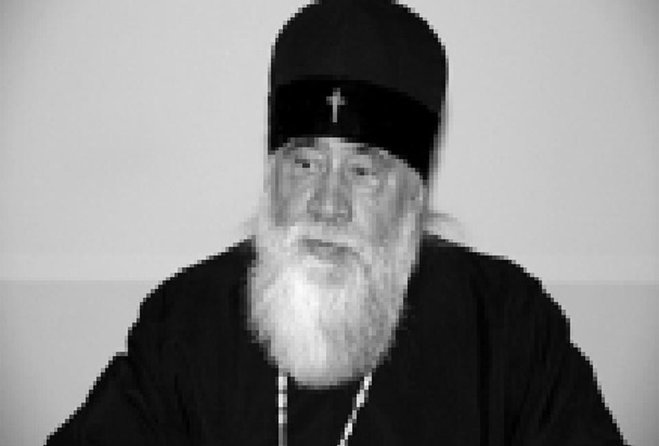 Митрополит Иона Фото: www.patriarchia.ru