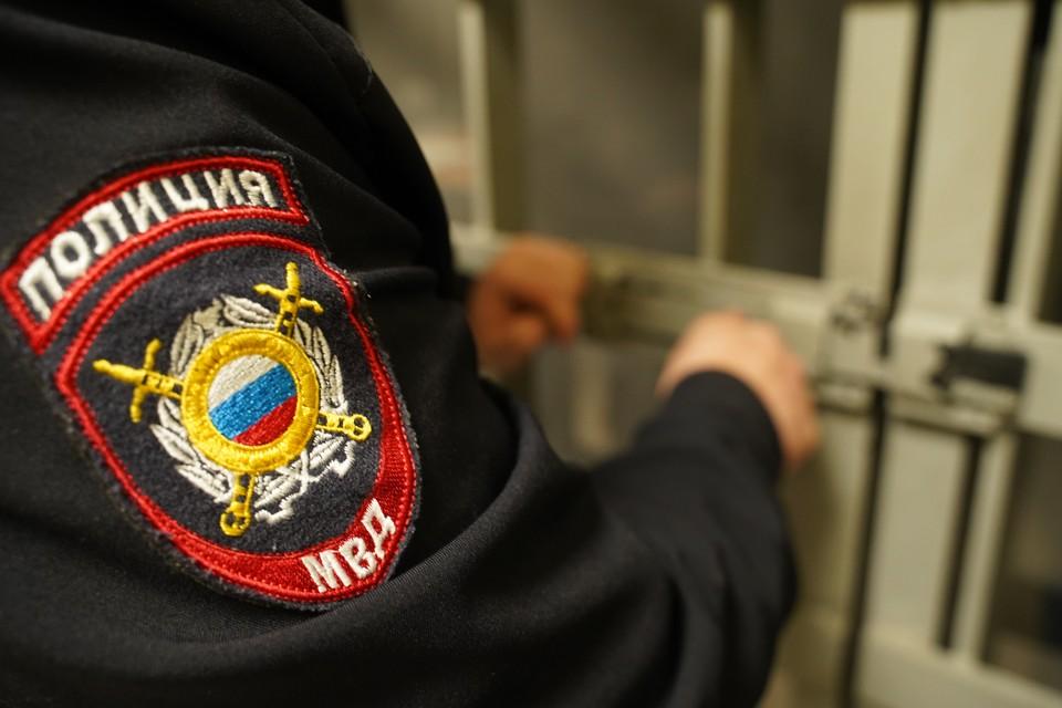 Женщина из Приморья напала на полицейских