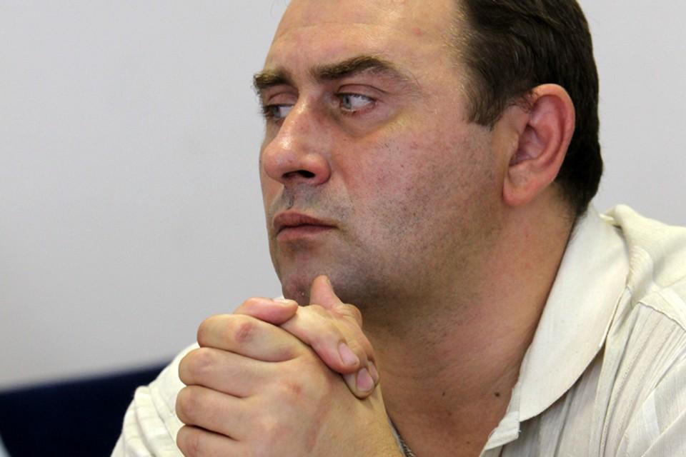 Максим Калашников.