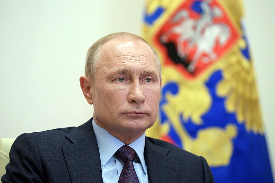 Путин направил поздравления партнерам по антигитлеровской коалиции - руководству и народам Великобритании, США и Франции