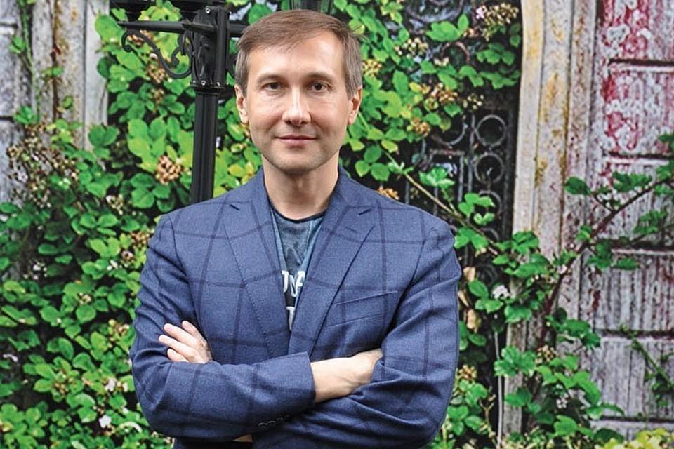 """Николай Лебедев, когда был в Кишиневе, посетил студию """"Молдова-фильм""""."""