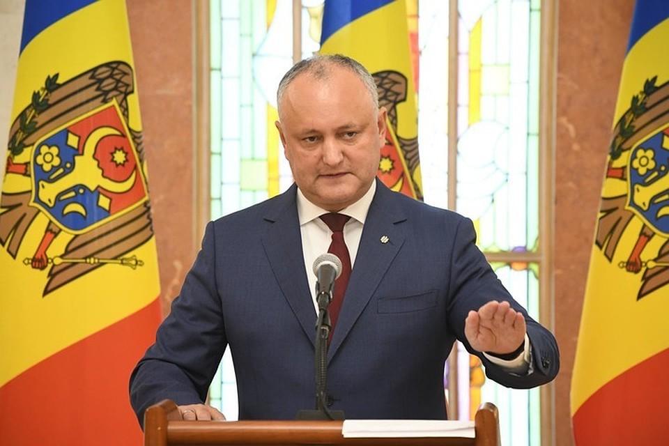 """""""Не дай Бог, чтобы во время пандемии правило «гарвардское» правительство"""": президент Молдовы сообщил о важных решениях, принятых в понедельник утром"""