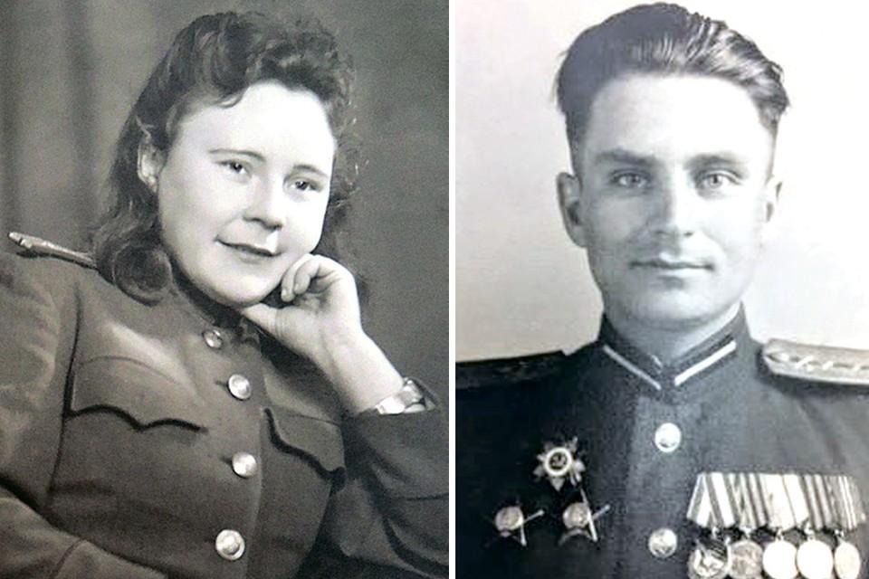 Клавдия Котельникова и Александр Филиппович познакомились в госпитале Одессы в 1944 году… Фото: личный архив.