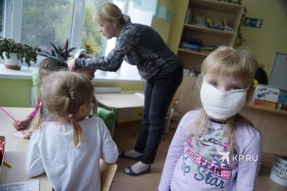 В Екатеринбурге увеличат дежурные группы в детсадах