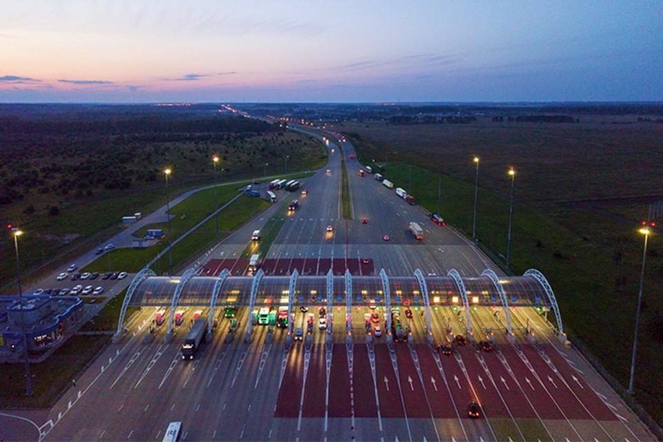 ПВП автомобильной дороги М-4 «Дон». Фото: ООО «Автодор – Платные Дороги»