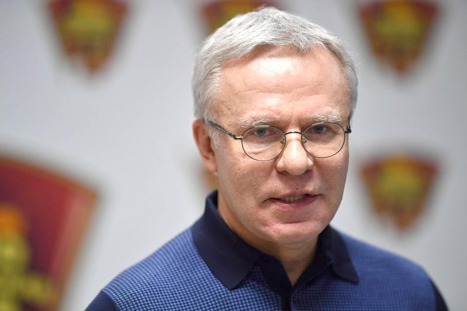 Вячеслав Фетисов в гостях у Радио «Комсомольская правда».