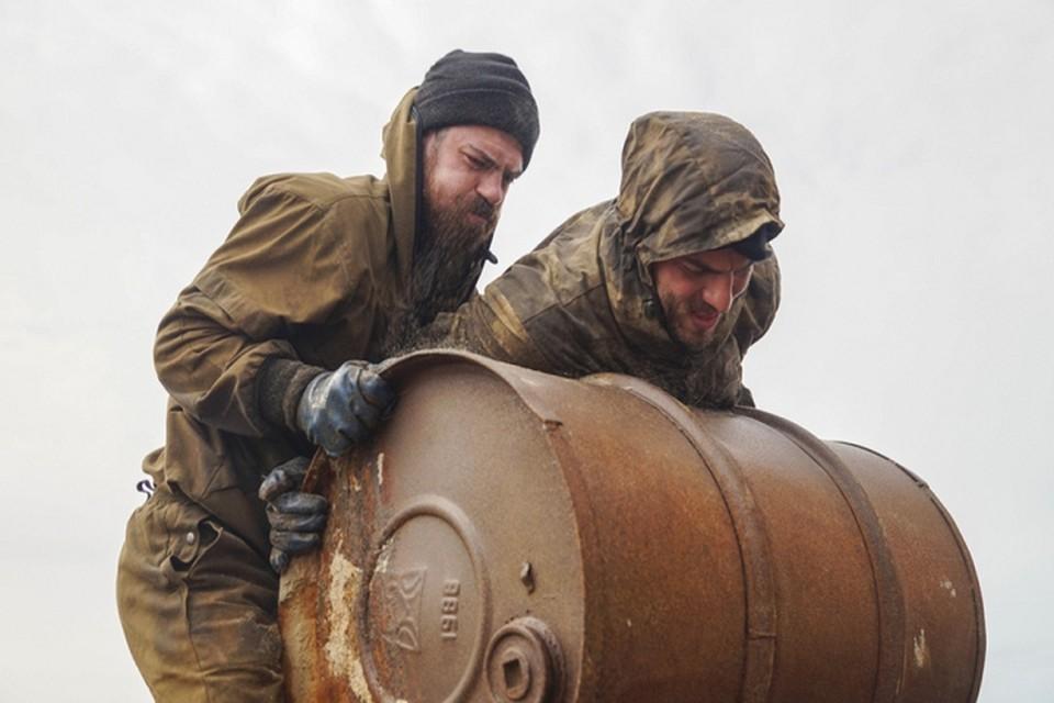 «Зелёная Арктика» готовит участников экодесанта на остров Вилькицкого Фото: yanao.ru