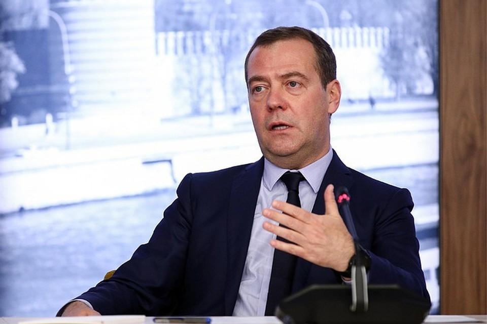 Как отметил Медведев, мы пока не до конца понимаем объем утрат, который нанесла пандемия. Фото: Сергей Бобылев/ТАСС