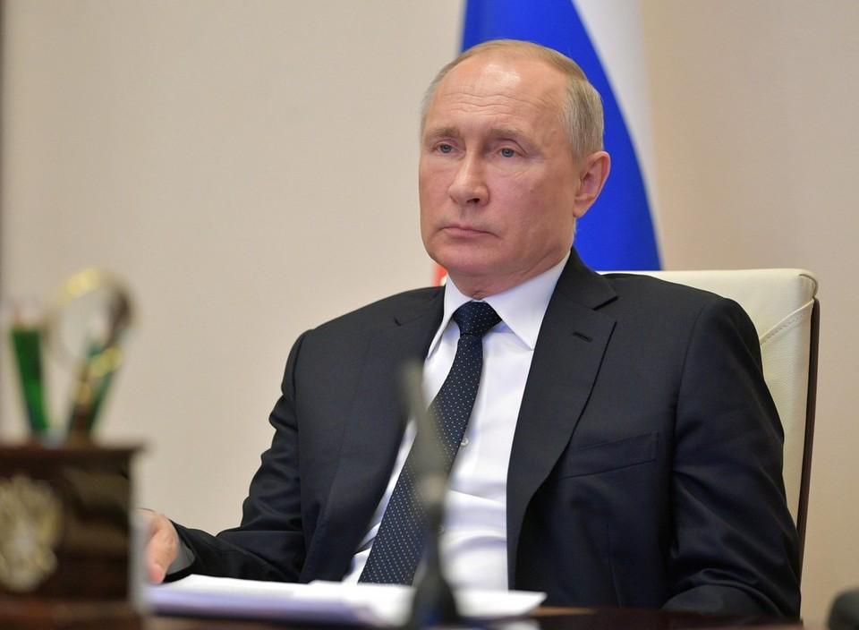 Президент проводит совещание по ситуации с коронавирусом