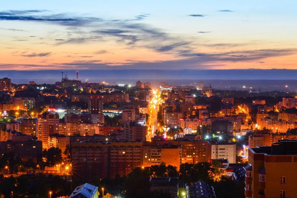 В период белых ночей для наблюдений доступны яркие звезды. Фото: vk.com/astro_kirov