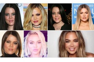 «У нее каждый год новое лицо»: Поклонники в шоке от преображения сестры Ким Кардашьян Хлои