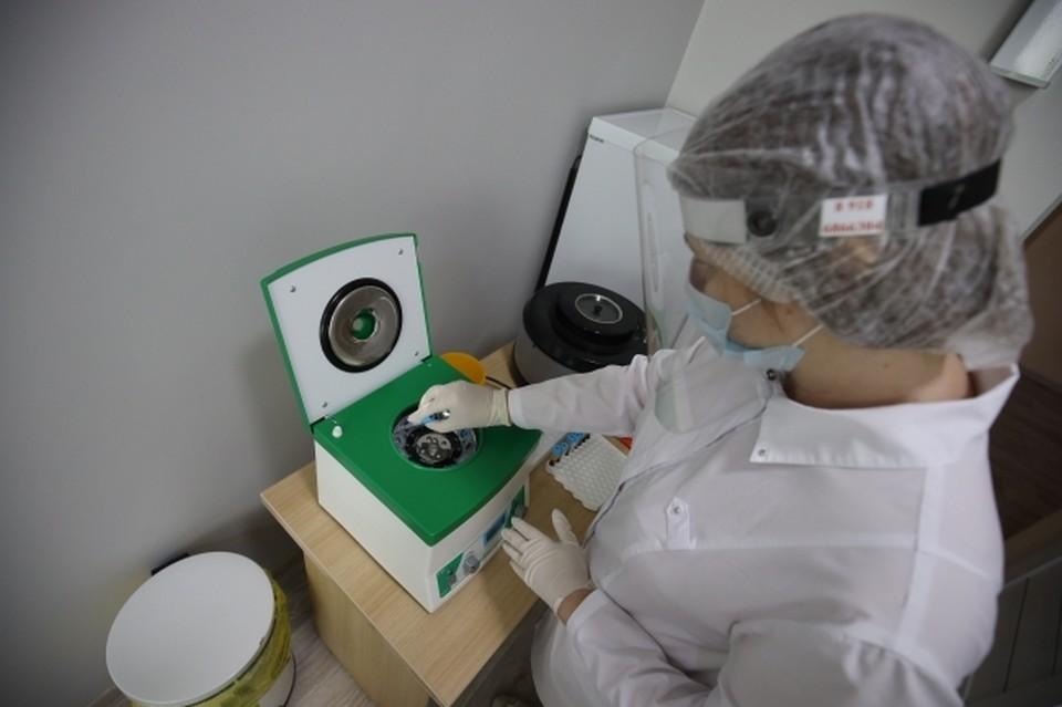 Лабораторно подтверждено 1135 случаев заболевания COVID-19