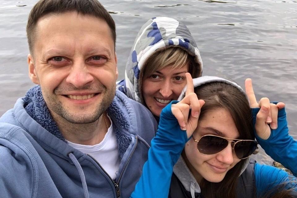 У него была возможность лечиться за границей»: откровенное интервью жены  онколога Андрея Павленко, умершего от рака желудка