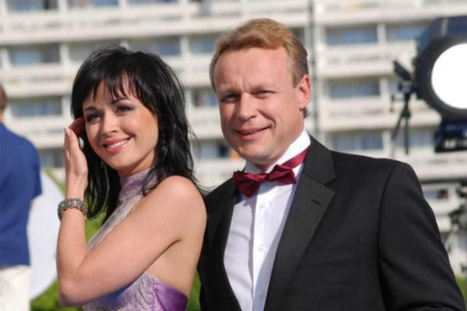 Роман Сергея Жигунова и Анастасии Заворотнюк продлился два года.