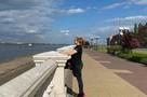 «Великий и родной»: Ирина Пегова нарушила карантин ради прогулки по Нижнему Новгороду