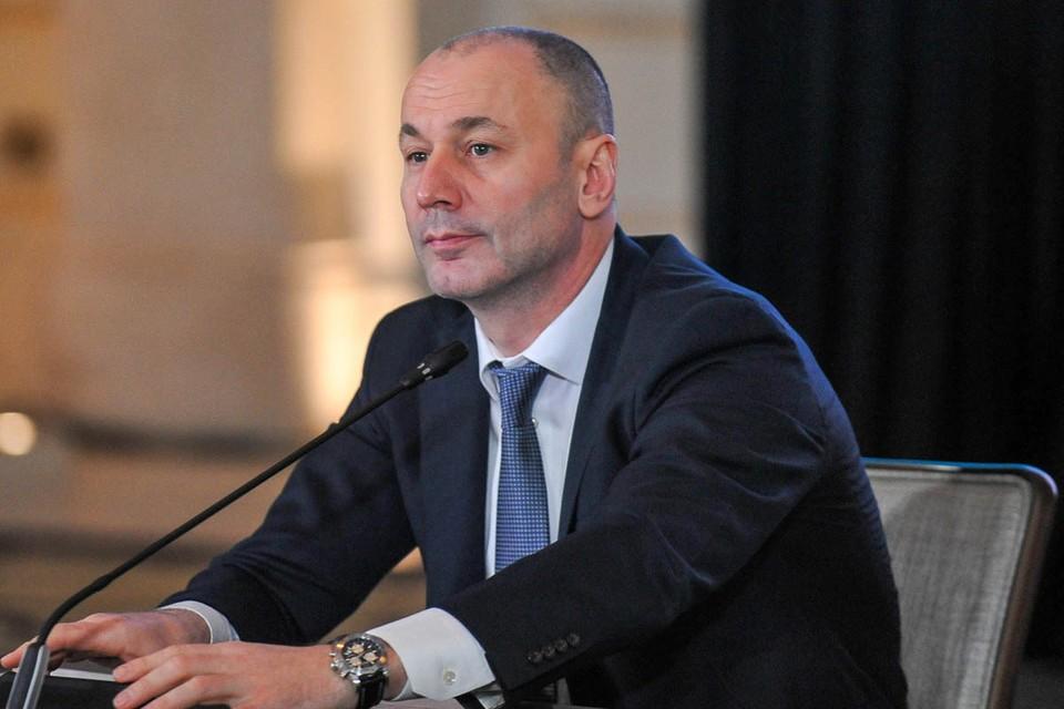 Исполняющий обязанности руководителя Рособрнадзора Анзор Музаев.