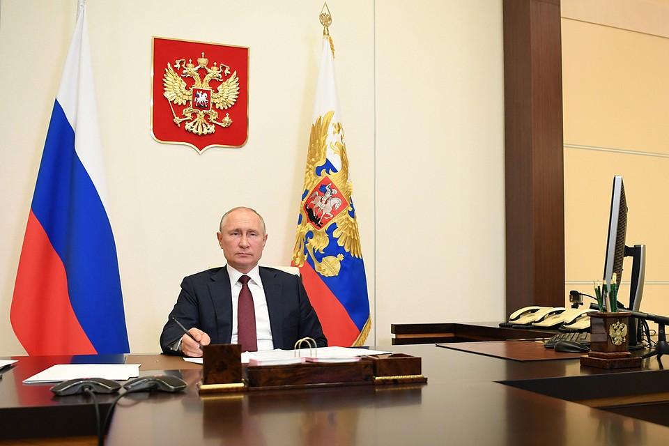 Путин - о борьбе с природными бедствиями: «Движение - хорошо, конечная цель - ничто» - это не наш метод. Нам нужен конечный результат!