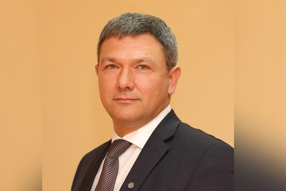 Глава Кстовского района Виталий Ковалев