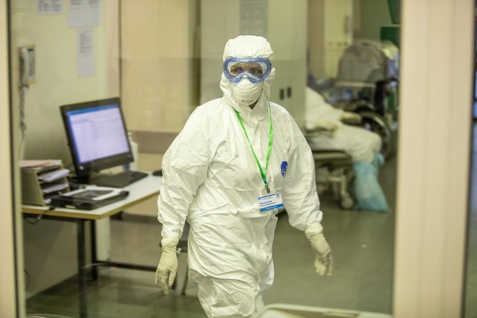 Многие медики уже серьезно устали, третий месяц работая в авральном режиме