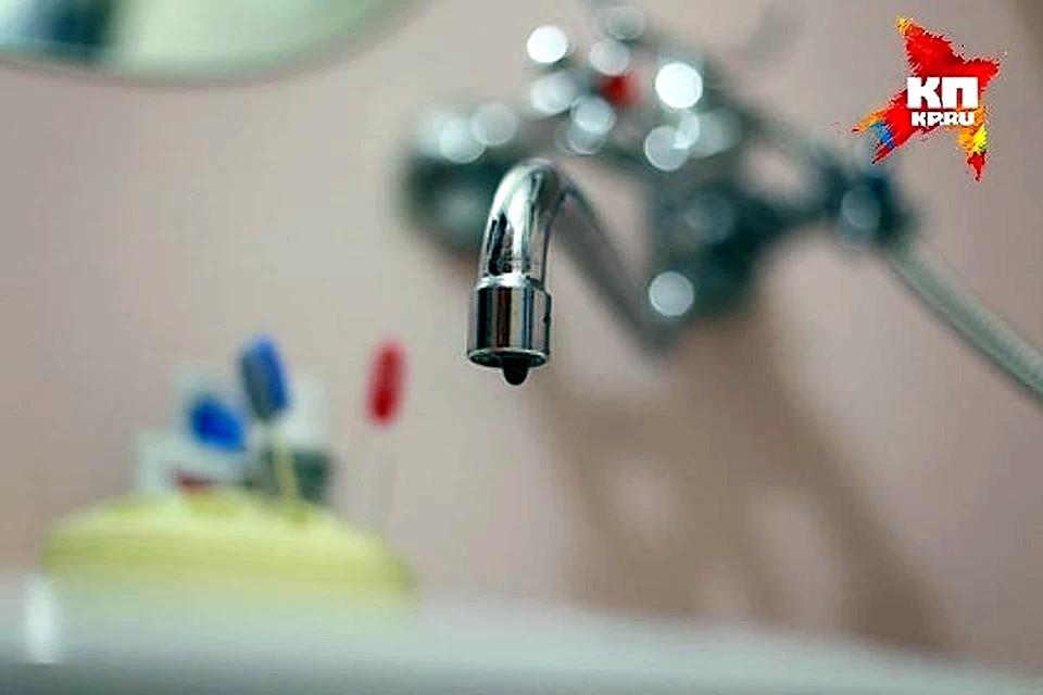 Отключения горячей воды в связи с плановыми ремонтами по новому графику начнутся с 1 июня.