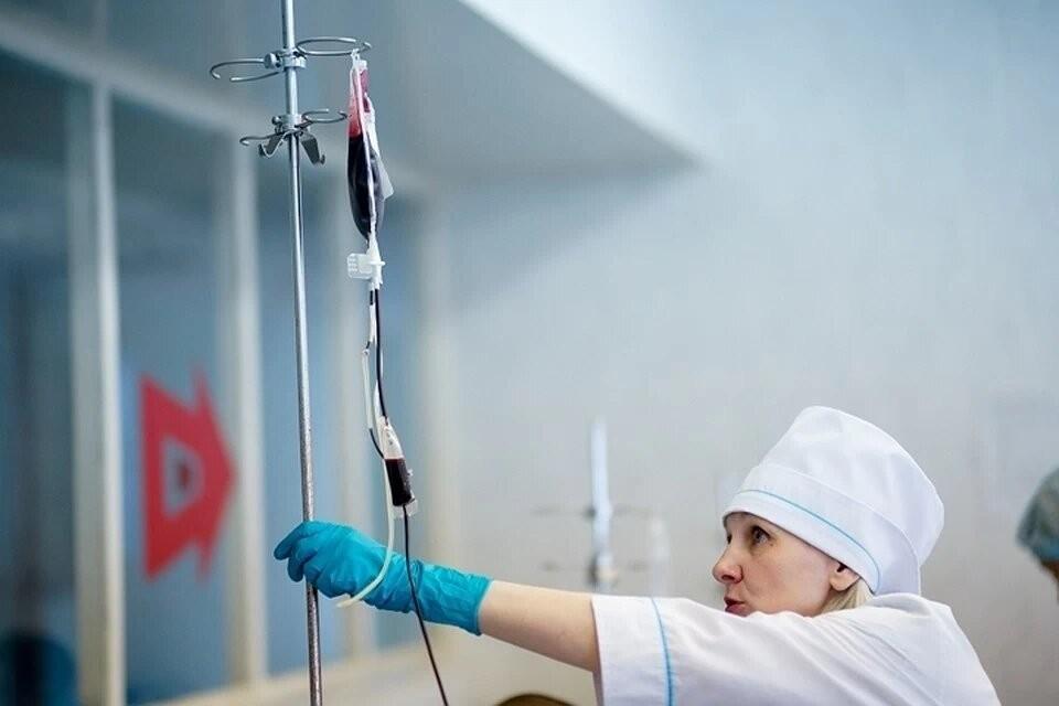 Онкогематологическое отделение детской областной клинической больницы получит медицинское и бытовое оборудование.