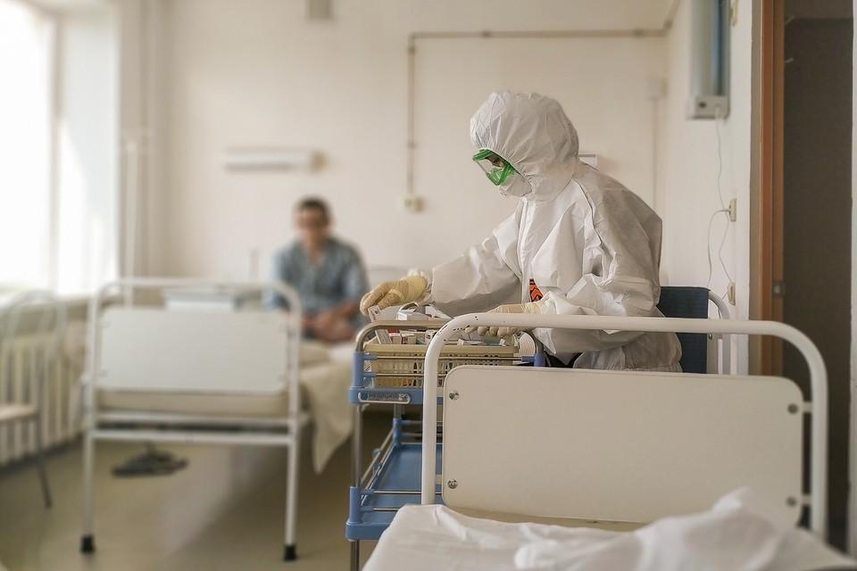 Вся семья оказалась в больнице из-за коронавируса