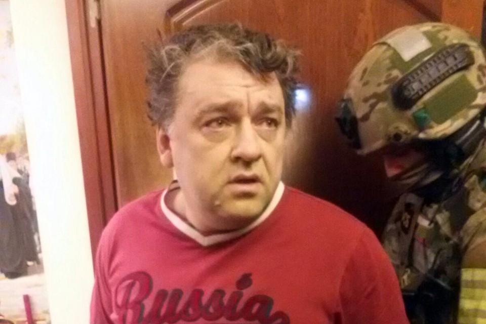 Аферистов задерживали сотрудники УФСБ России по Москве и Московской области