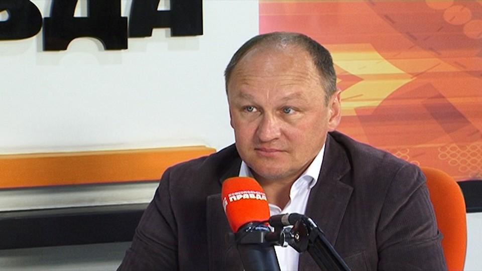 Не только о политике 2.0 В Гостях депутат заксобрания Роман Габов