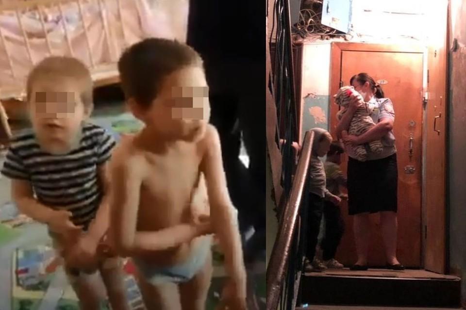 Детей изъяли органы опеки и отдела ПДН. Фото: предоставлено Анной ТАЖЕЕВОЙ.