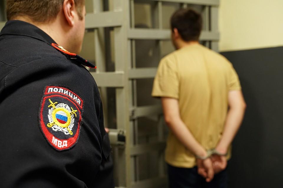 Меньше чем через сутки насильника задержали на Ленинском проспекте в Москве
