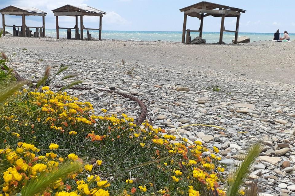 Купальный сезон открыли не на всем побережье