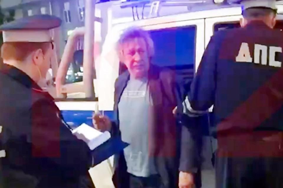 Нарколог рассказал, сколько мог выпить Михаил Ефремов перед смертельным ДТП