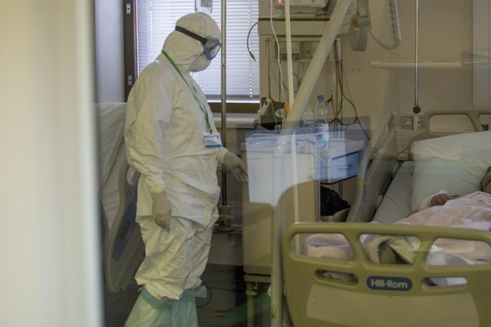 Не все медики довольны выплатами по работае с коронавируными пациентами
