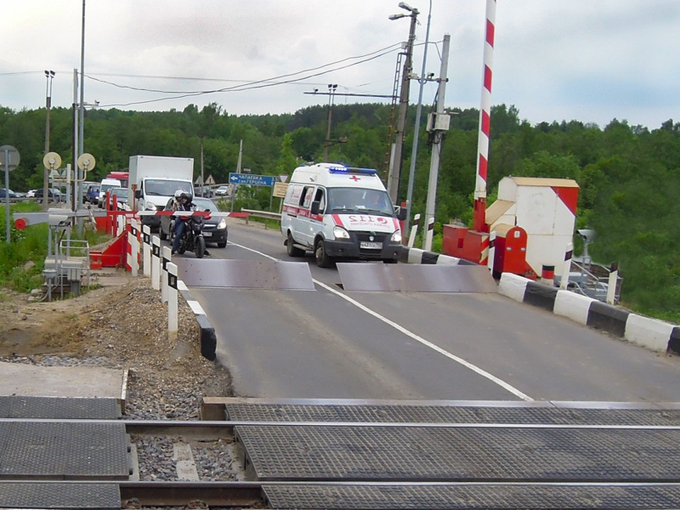 Благодаря ремонту и обновлению инфраструктуры переездов удалось добиться снижения аварийности.