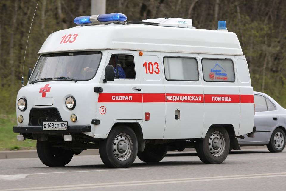 Пострадавших военных отправили в больницу.