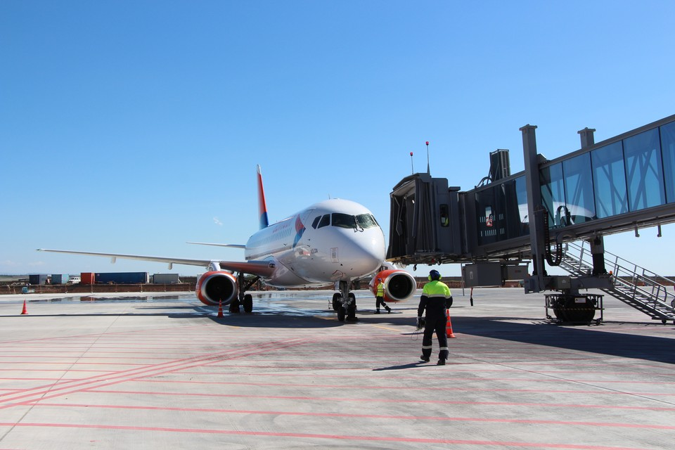 В Симферополь начнут летать самолеты из более 40 городов РФ