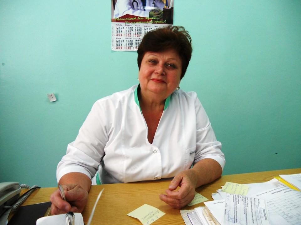 Клавдия Александровна умерла на боевом посту. Фото предоставлено сотрудниками 22 поликлиники.