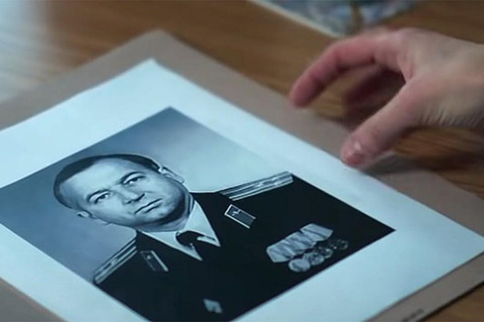 Фото Скрипаля мелькнуло в сериале. Фото: кадр из сериала.