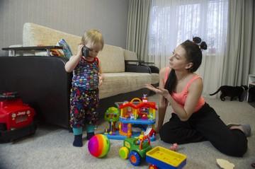В России увеличен минимальный размер пособия для семей с детьми до полутора лет