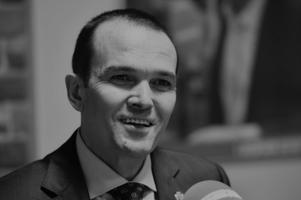 Умер Михаил Игнатьев, бывший глава Чувашии