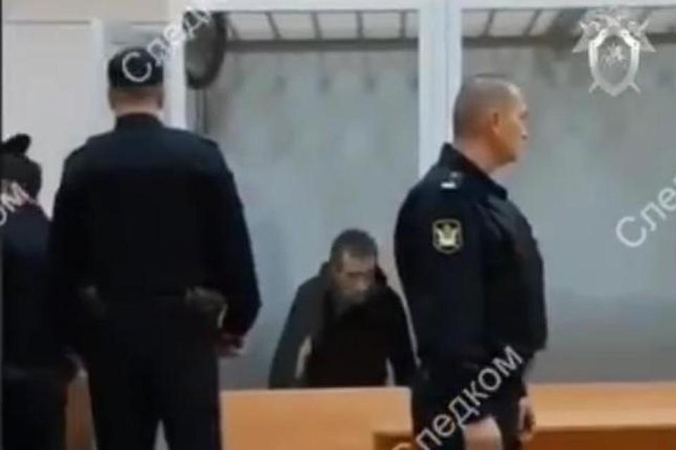 Михаилу Туватину предъявлено новое обвинение. Кадр из видео СУ СКР по Саратовской области