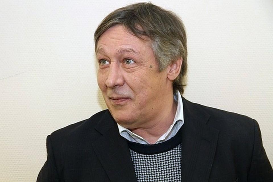 Михаил Ефремов.