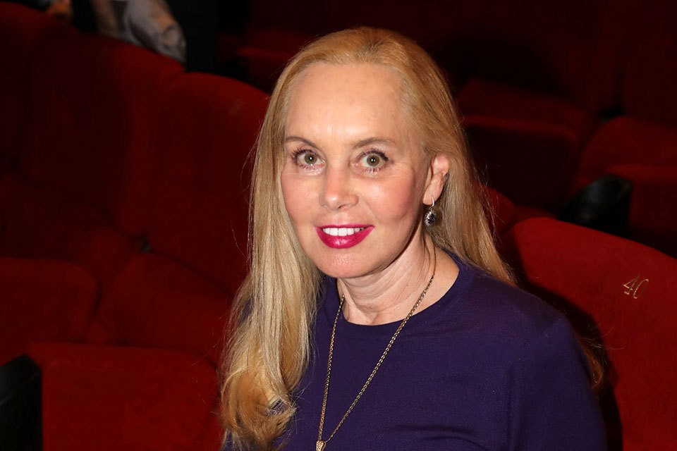 Вдова Иосифа Кобзона - Нелли Кобзон.