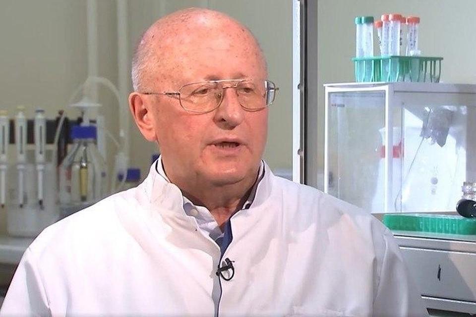 Директор Национального исследовательского центра эпидемиологии и микробиологии им. Н.Ф. Гамалеи Александр Гинцбург.