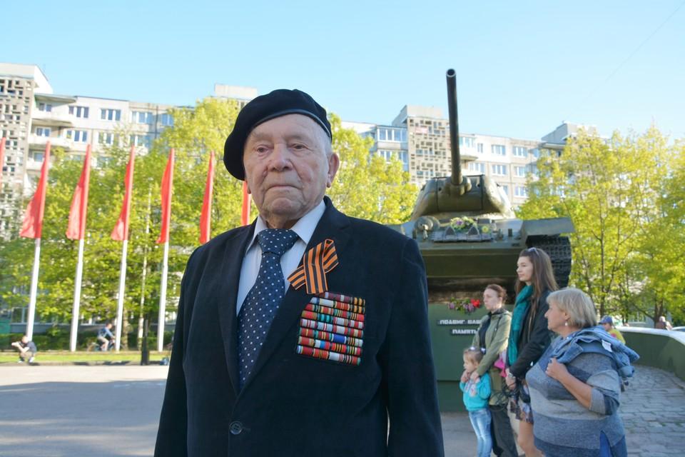 Борис Пирожков в августе отметит 95-летие.