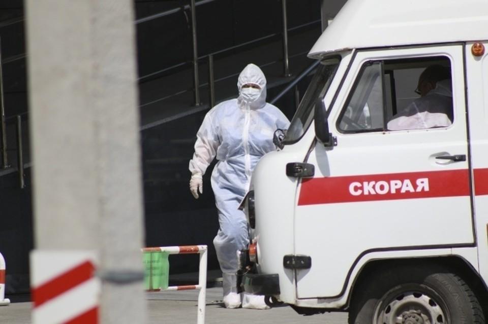 В Новосибирске хотят поставить памятник медикам, скончавшимся от коронавируса.