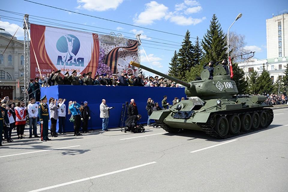 Власти рассказали подробности Парада Победы 24 июня.