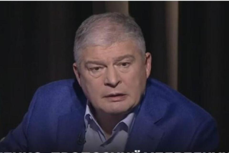 Бывший министр транспорта и связи Украины Евгений Червоненко
