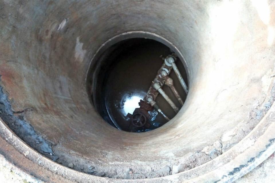 В ходе проверки недалеко от поселка был обнаружен колодец. ФОТО: Сергей Кулаков